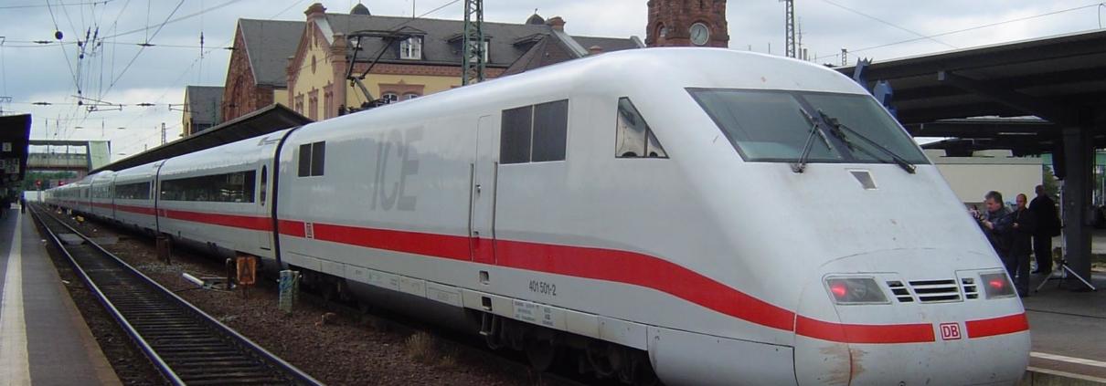 ICE-Taufe im Bahnhof Gießen - (c) Sven Ackermann