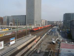S-Bahnhof Frankfurt(M)Messe