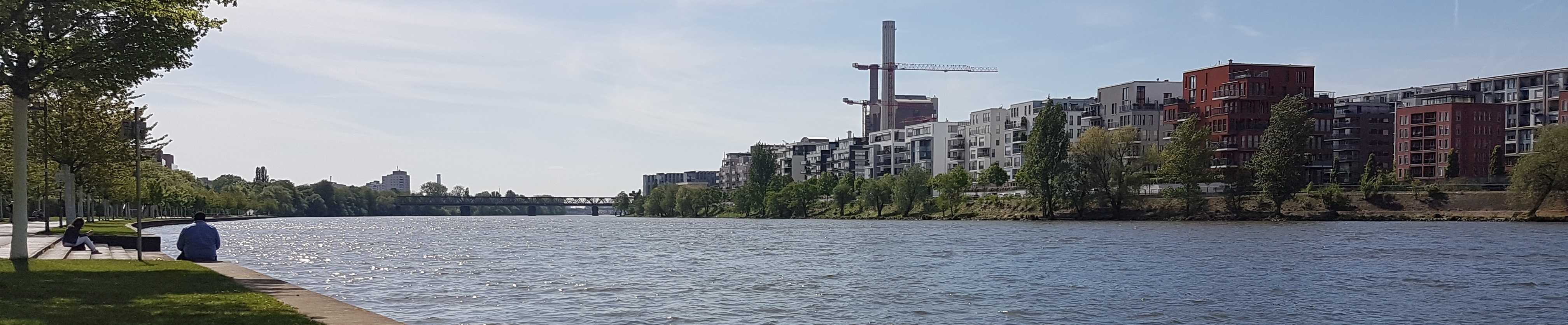 Mainufer Frankfurt - Slider