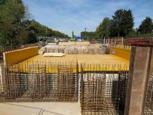 Umbau der Unterführung am Niddapark in Frankfurt/M