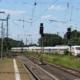 ICE-Durchfahrt in Friedberg(Hessen)